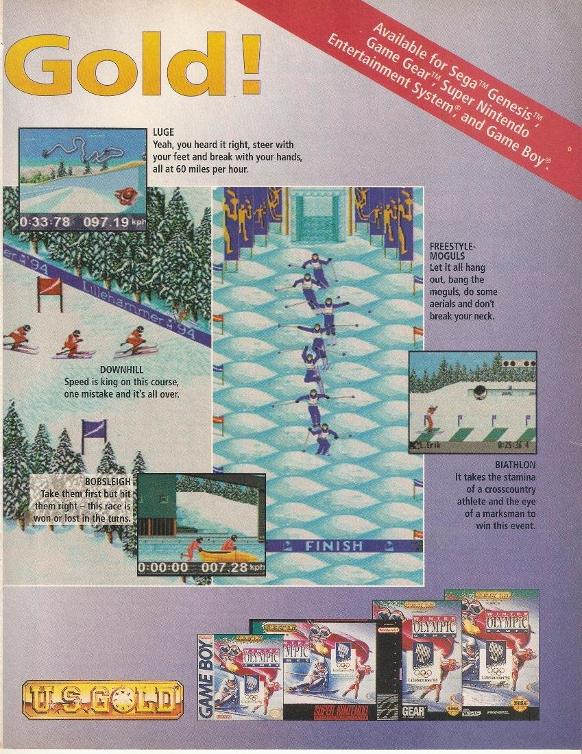 Winter Olympic Games - Lillehammer '94 02