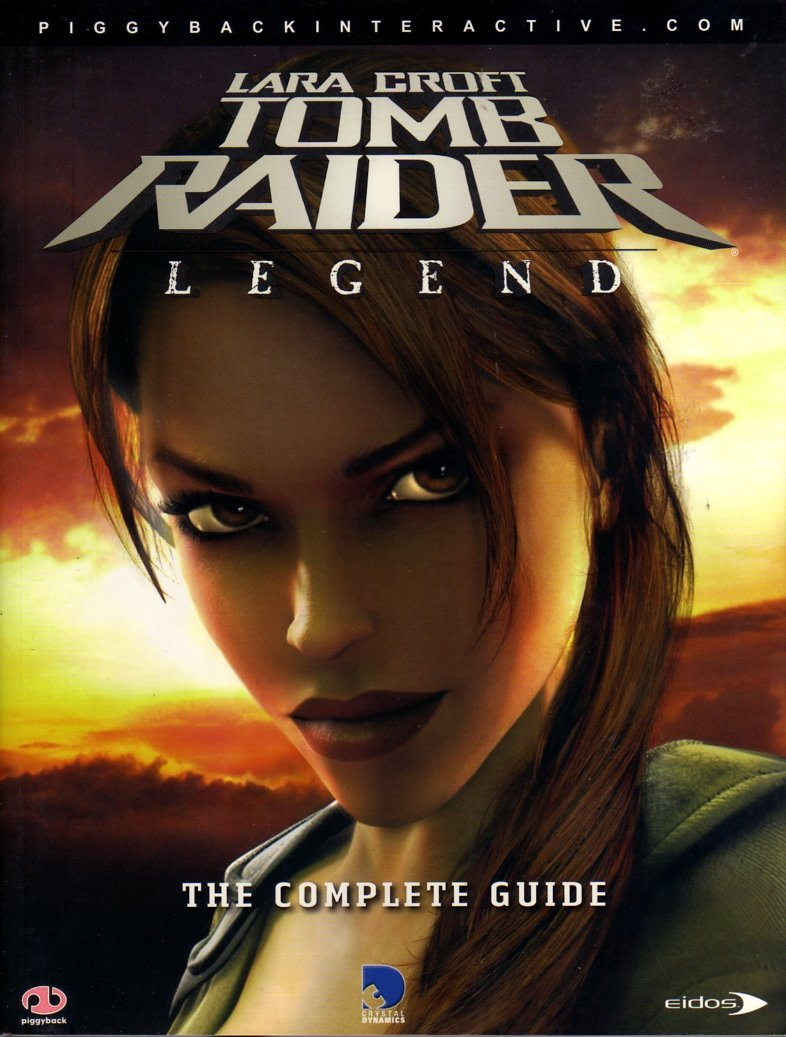 Tomb Raider Legend Complete Guide
