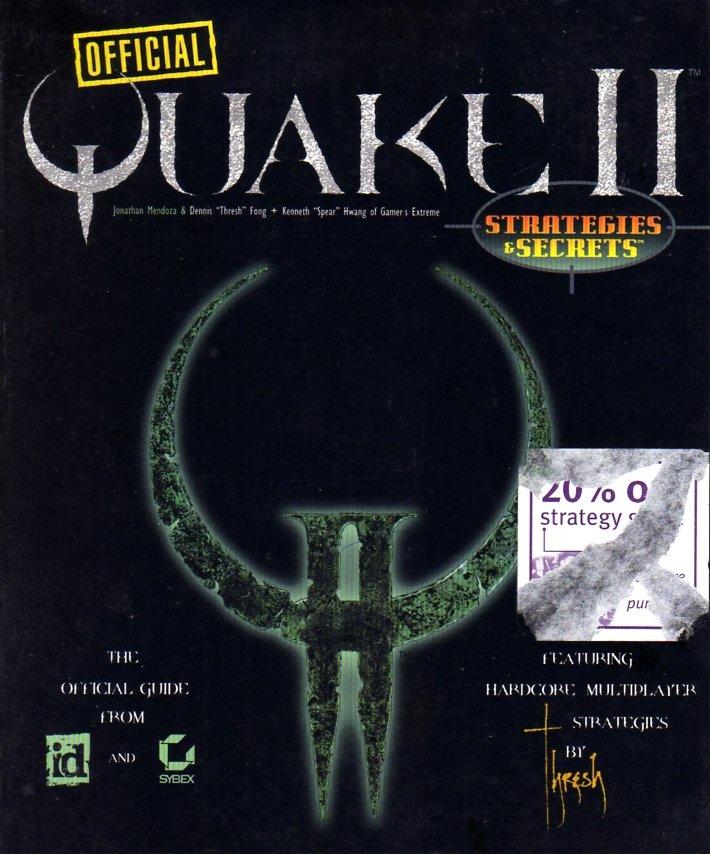 Quake II Official Strategies & Secrets