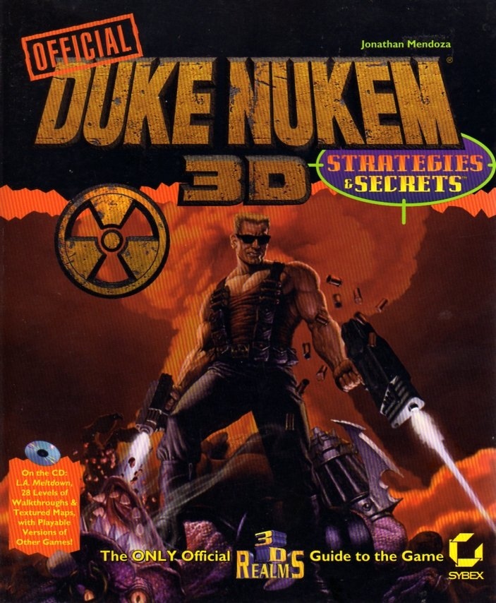 Duke Nukem 3D Official Strategies & Secrets