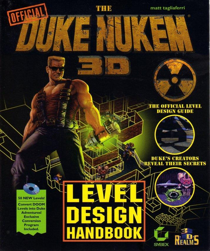 Duke Nukem 3D Official Level Design Handbook, The