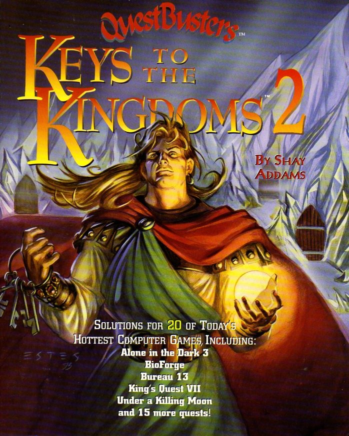 QuestBusters: Keys To The Kingdoms 2