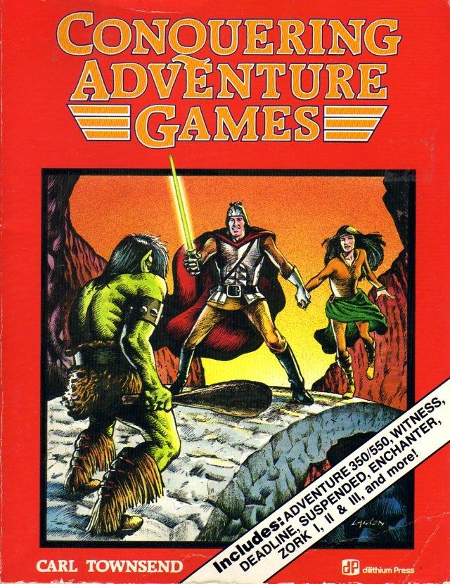 Conquering Adventure Games
