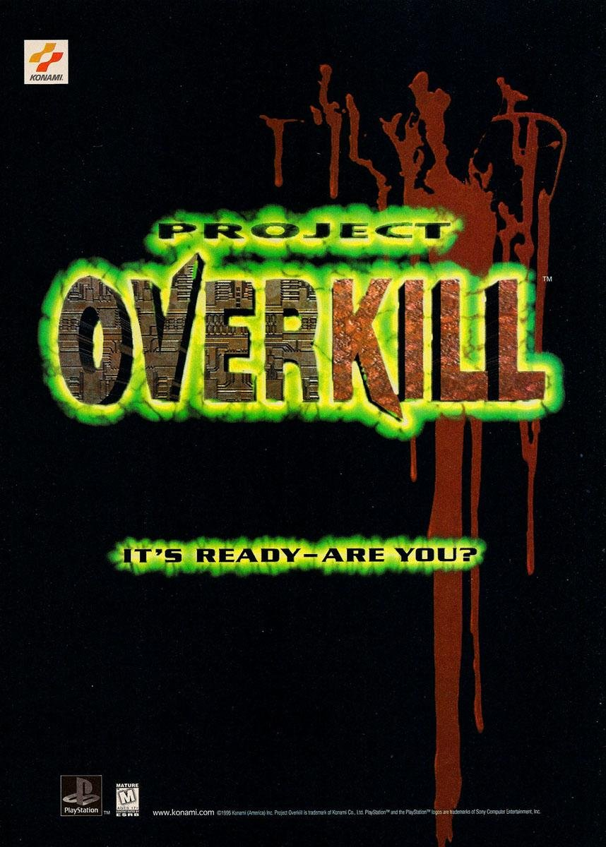 Project Overkill