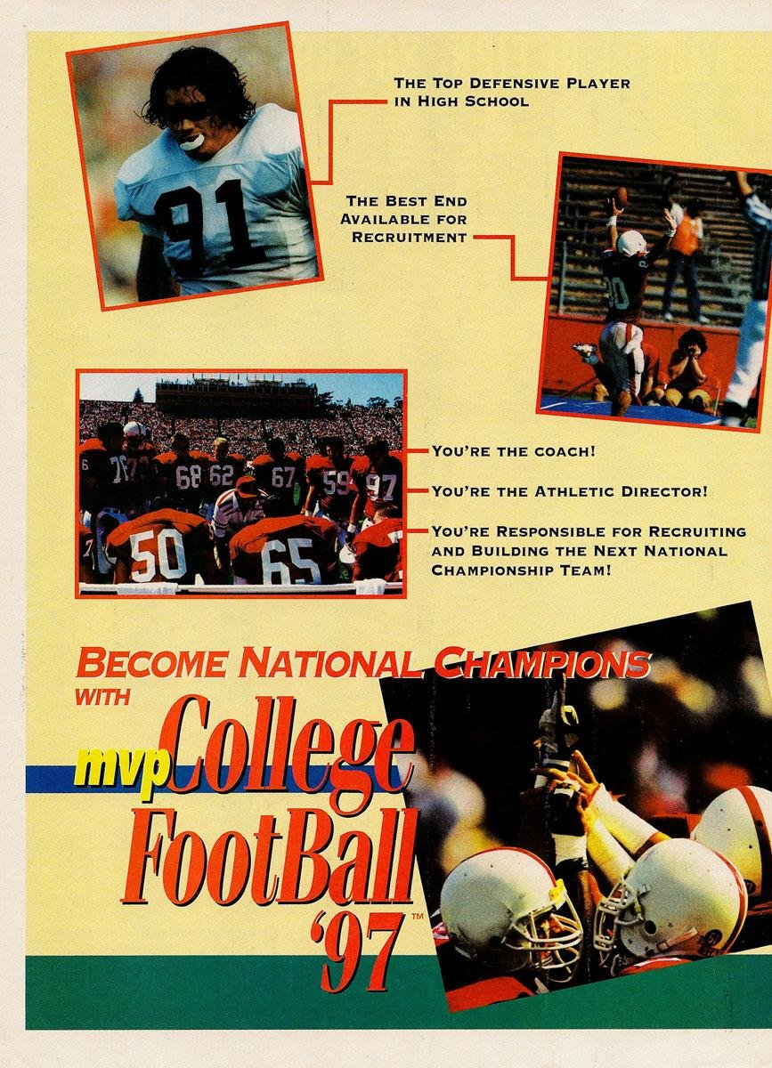 MVP College Football 97(1)