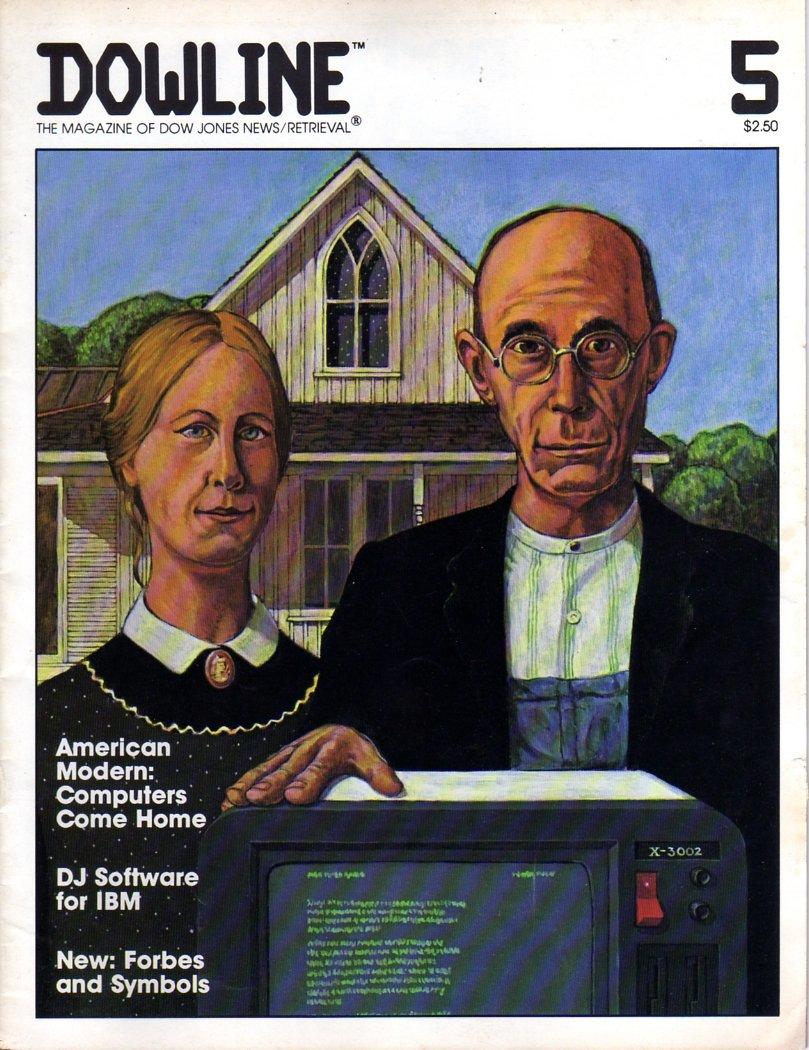 Dowline Vol 01 No 05 1982