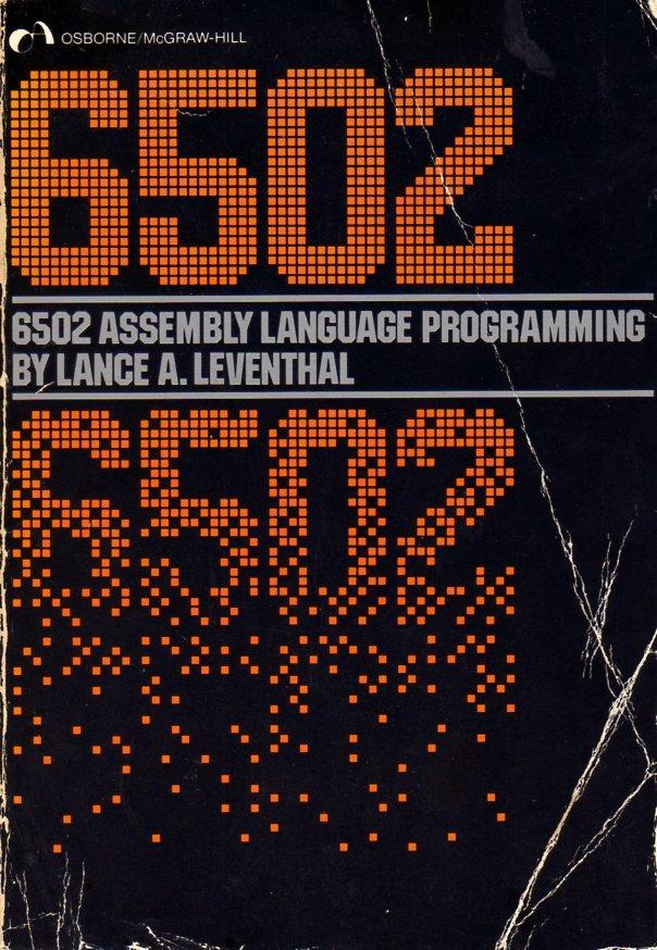 6502 Assembly Language Programming - Computer Books