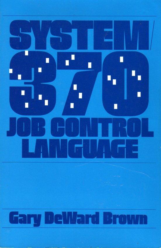 System/370 Job Control Language