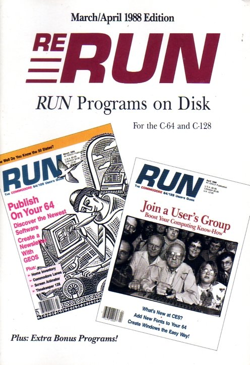 ReRUN 019 March/April 1988
