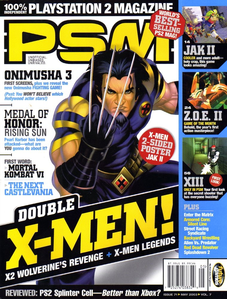 PSM Issue 071 May 2003