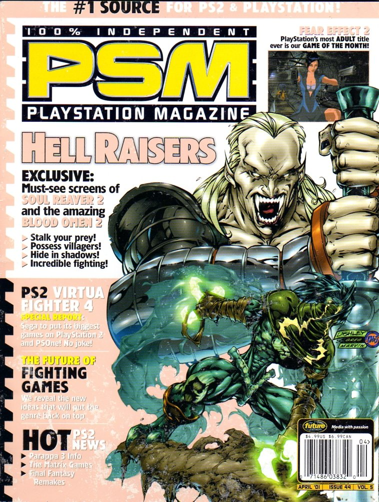 PSM Issue 044 April 2001