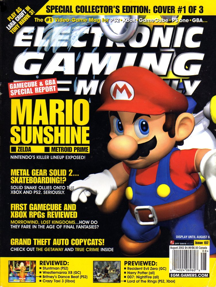 EGM 157 August 2002 cover 1