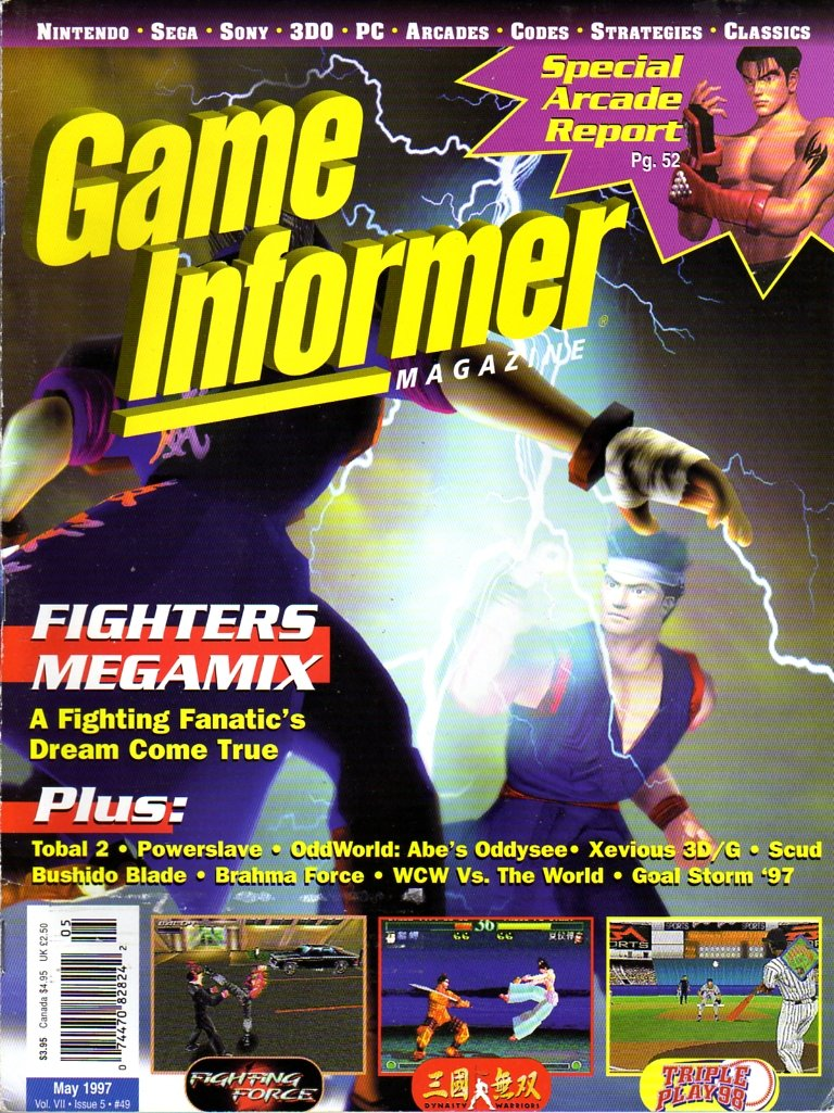 Game Informer Issue 049 May 1997