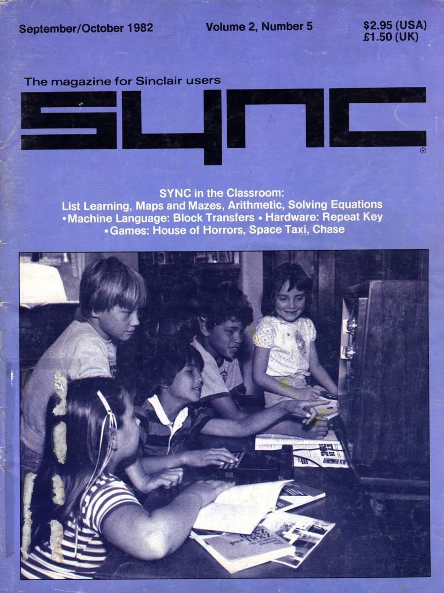 Sync Vol. 02 Number 05 (Sept/Oct)