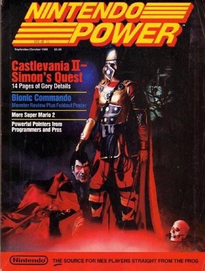 Nintendo Power #2 Cover