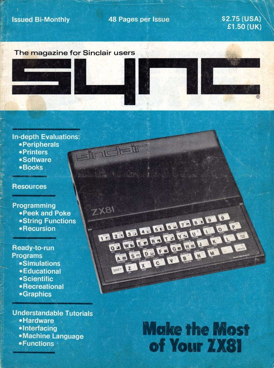 Sync Special Issue 2