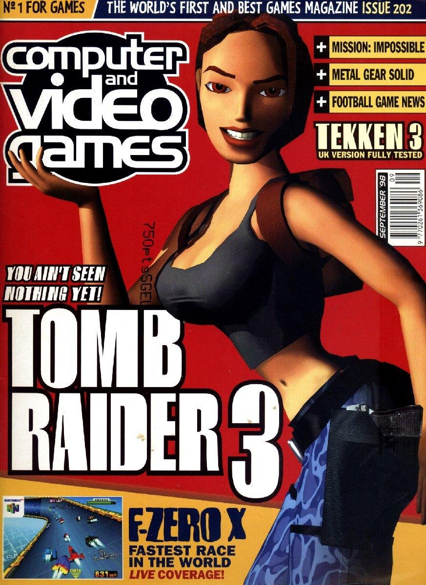 Computer & Video Games Issue 202
