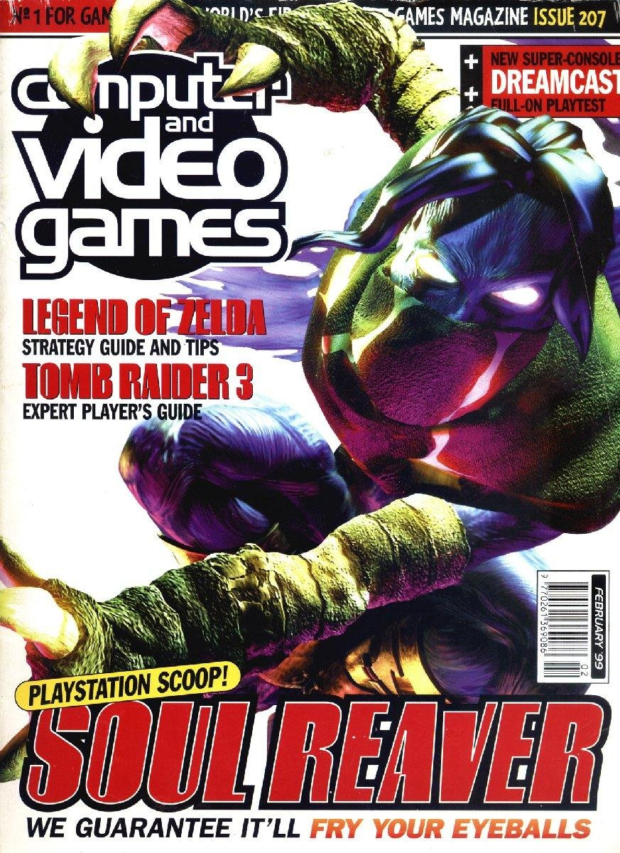 Computer & Video Games Issue 207