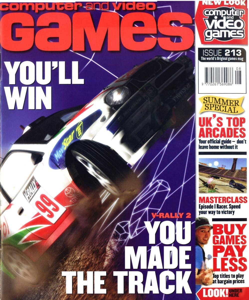 Computer & Video Games Issue 213