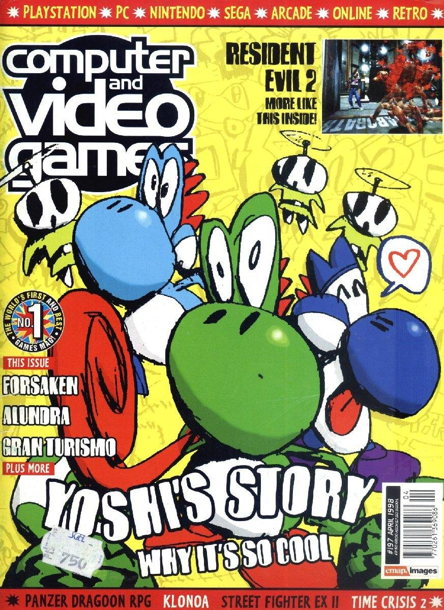 Computer & Video Games Issue 197