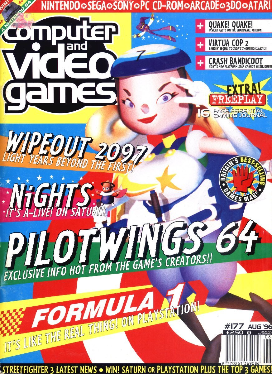Computer & Video Games Issue 177