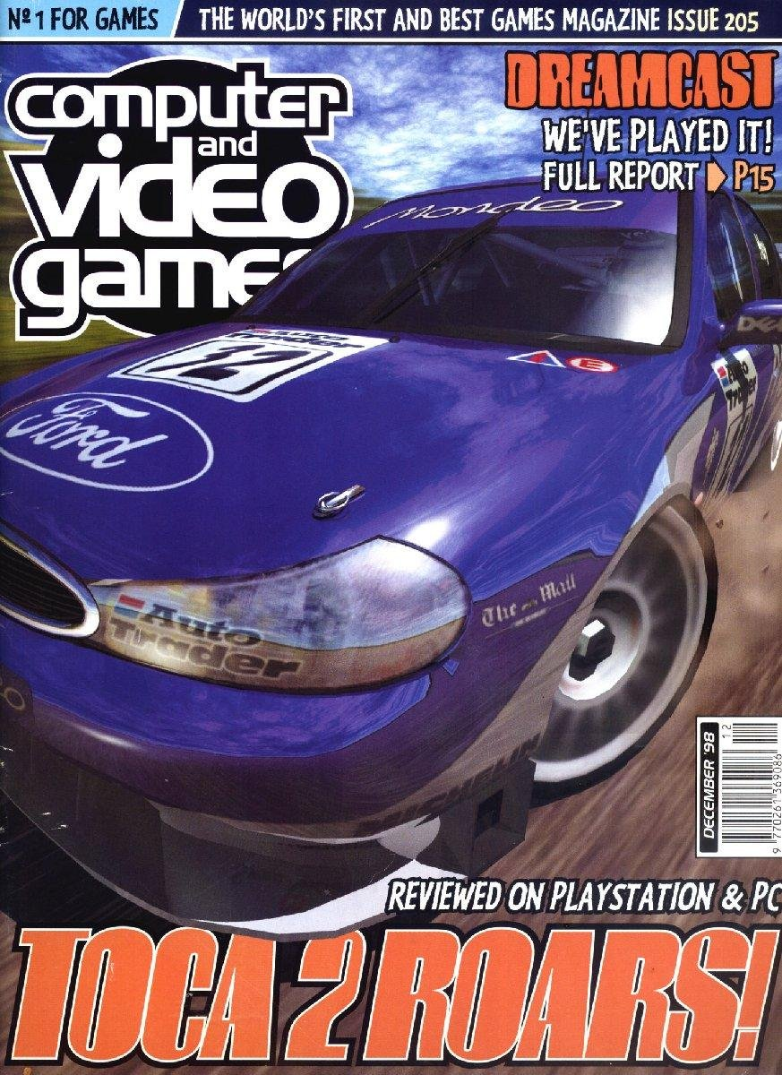 Computer & Video Games Issue 205