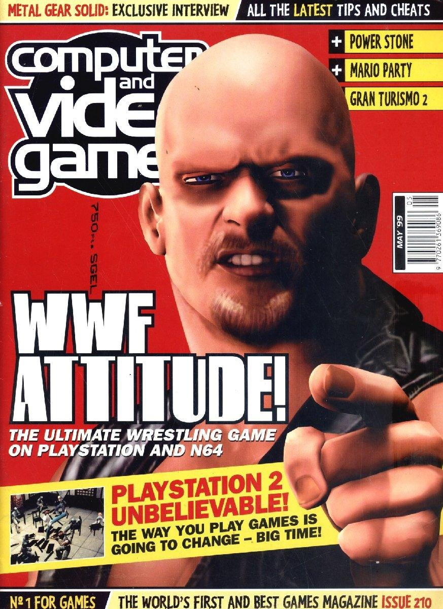 Computer & Video Games Issue 210