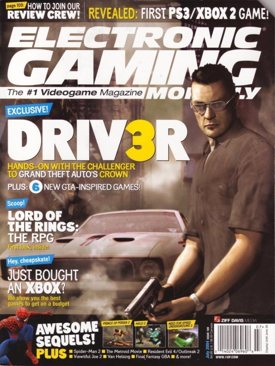 EGM 180 July 2004
