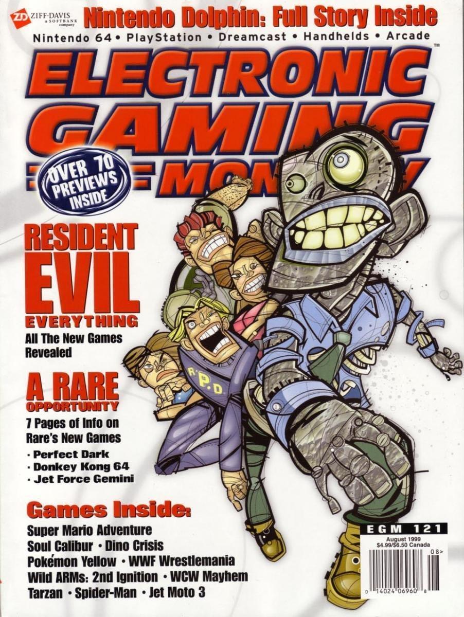 EGM 121 Aug 1999