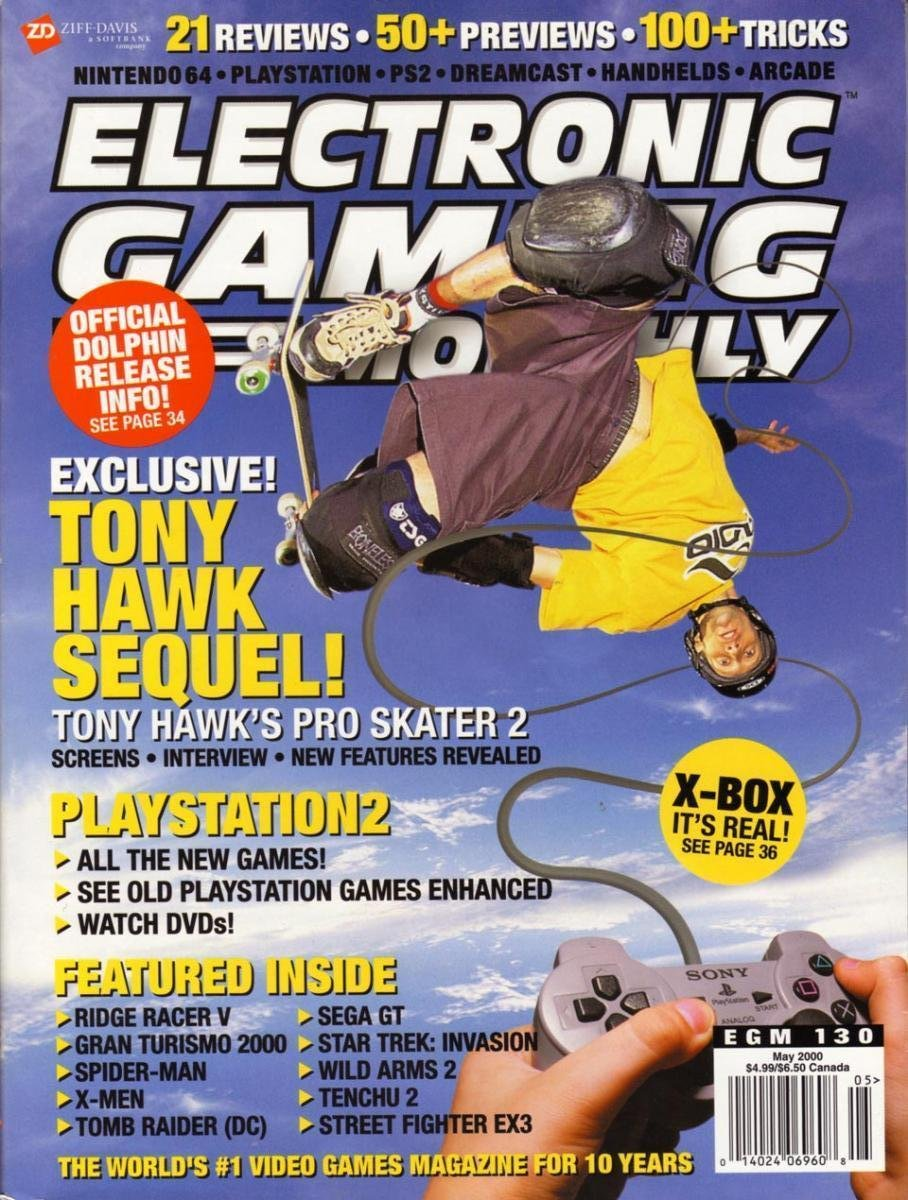 EGM 130 May 2000