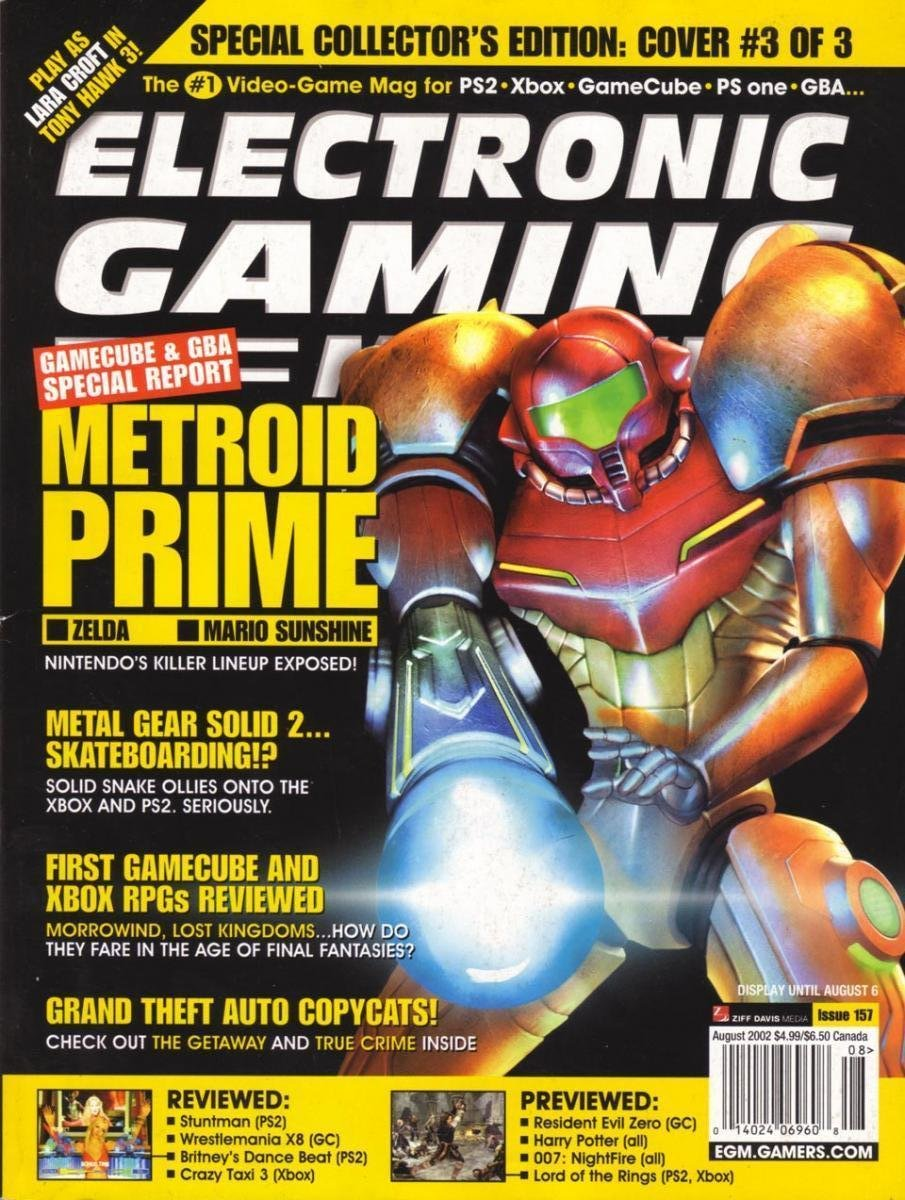 EGM 157 August 2002 cover 3