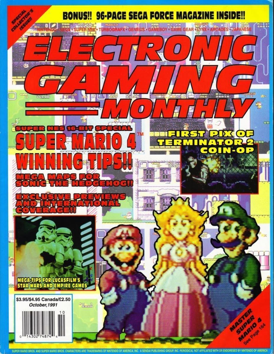 EGM 027 Oct 1991
