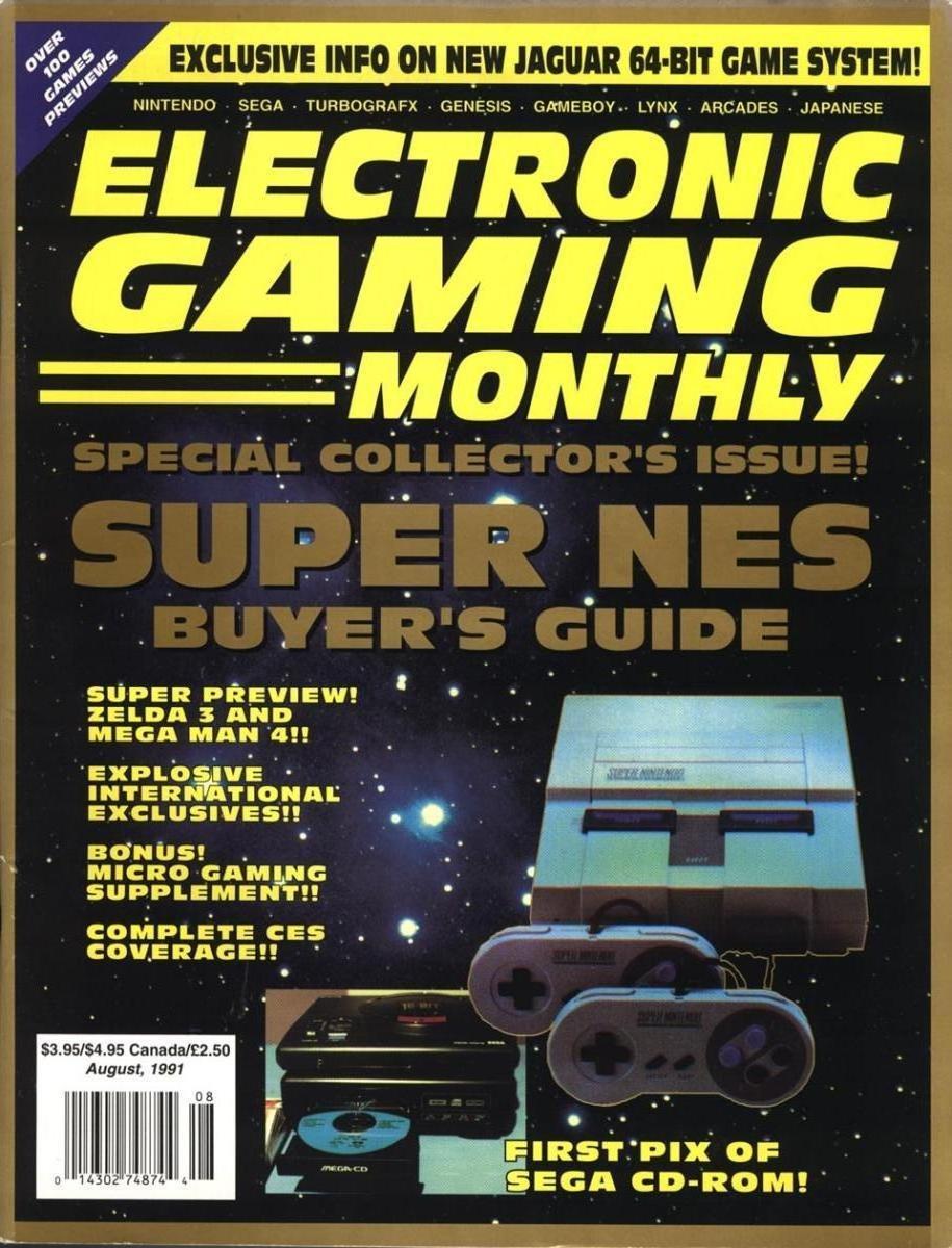 EGM 025 Aug 1991