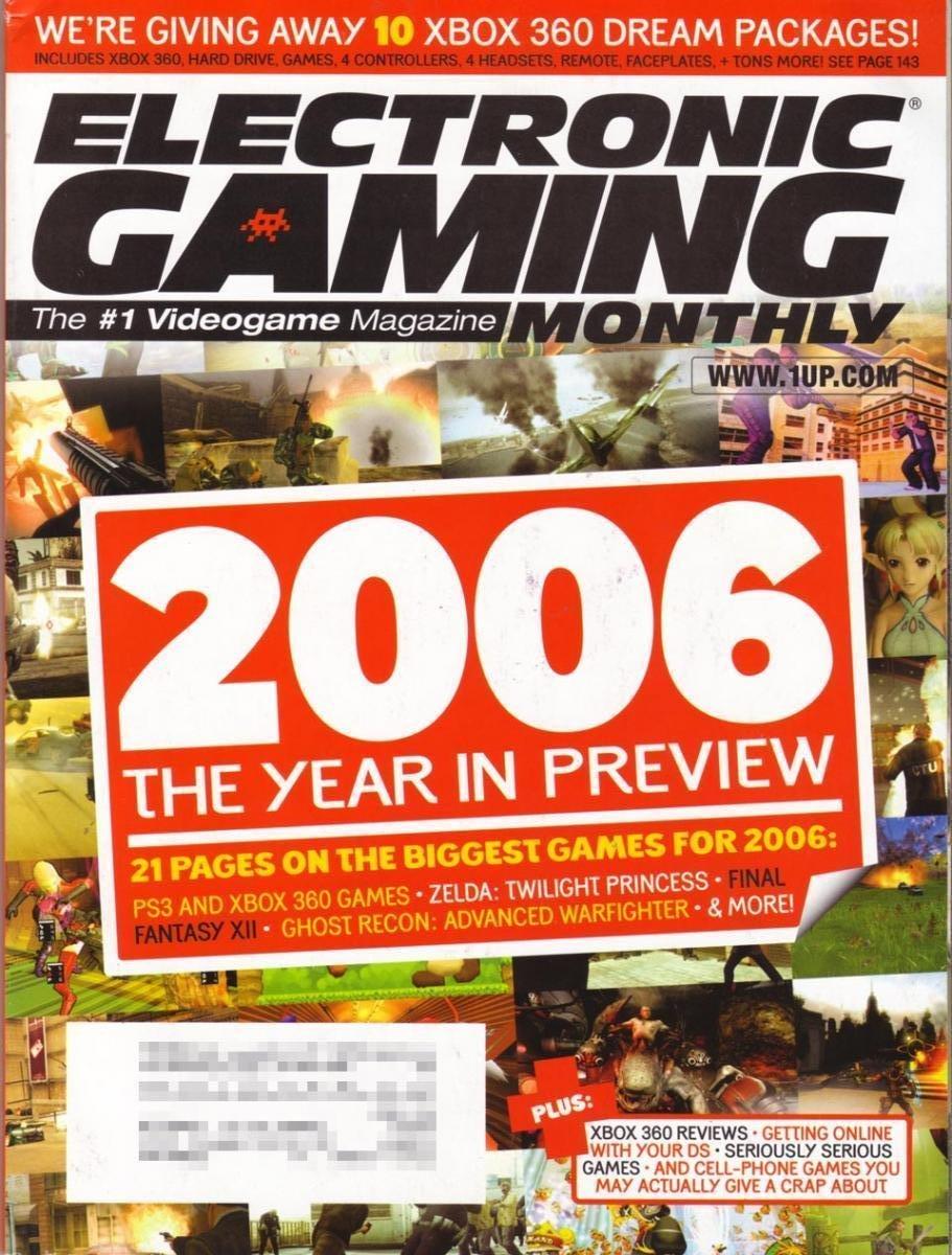 EGM 199 Jan 2006