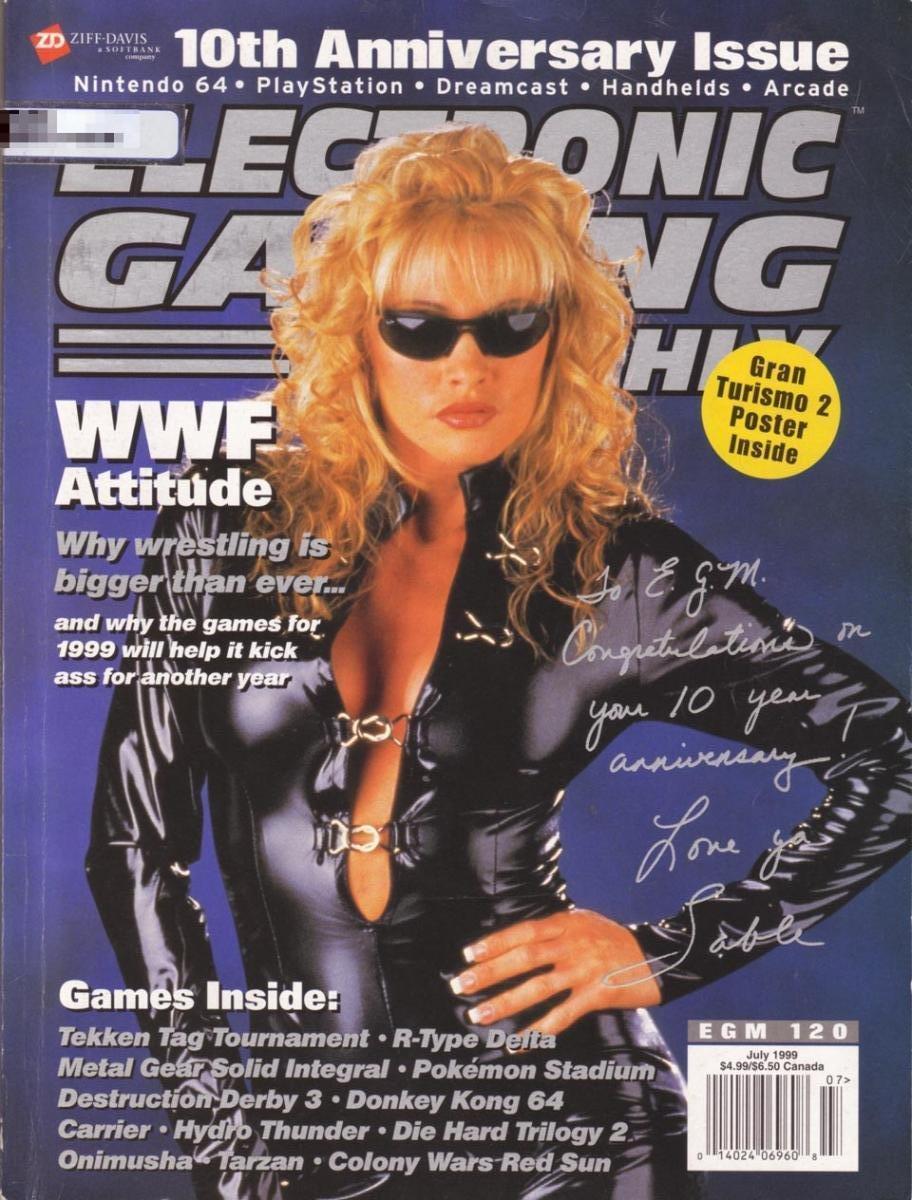 EGM 120 July 1999