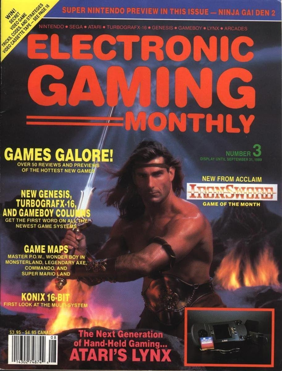 EGM 003 Aug 1989