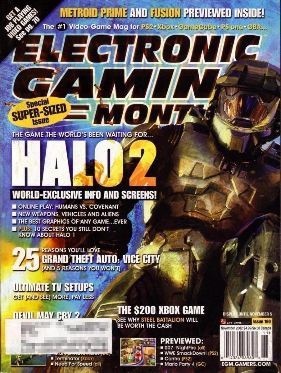 EGM 160 Nov 2002