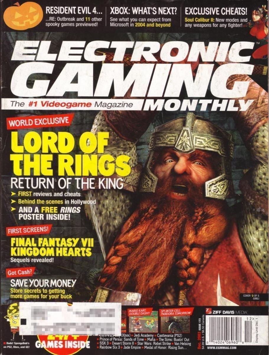 EGM 173 Dec 2003 cover 3