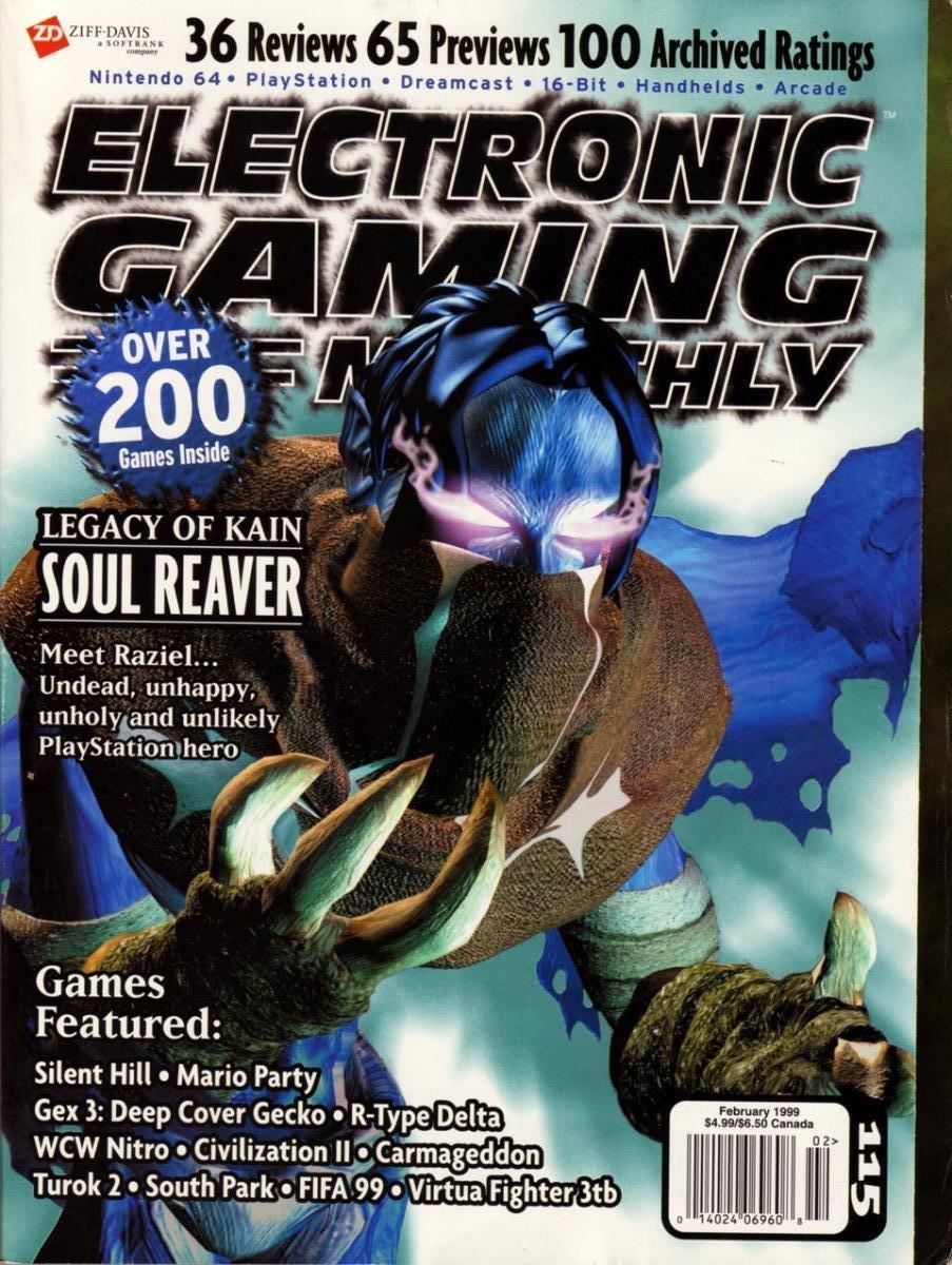 EGM 115 Feb 1999