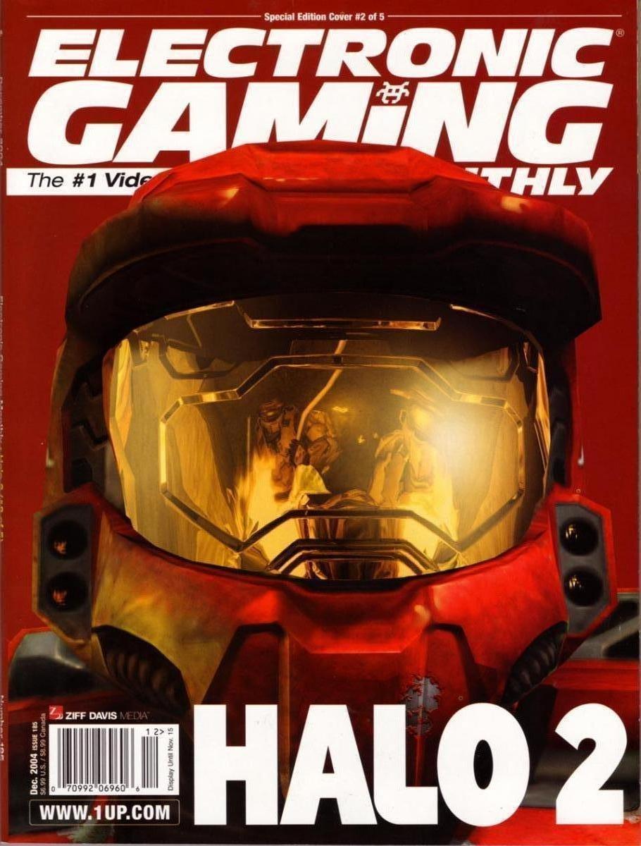 EGM 185 Dec 2004 cover 2
