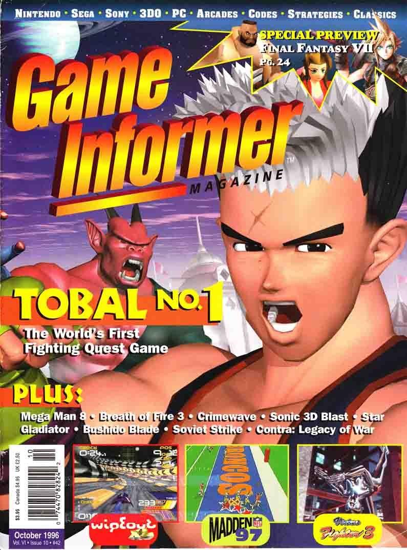 Game Informer Issue 042 October 1996