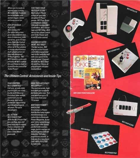NES Hardware Brochure