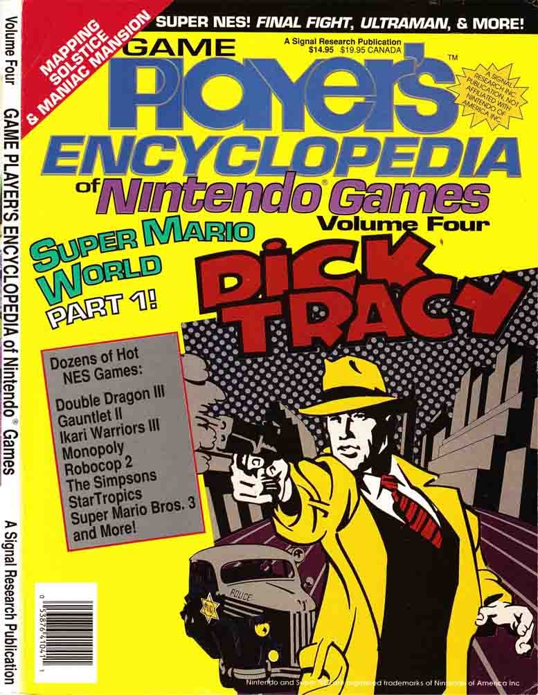 Game Players Encyclopedia of Nintendo Games Volume 04