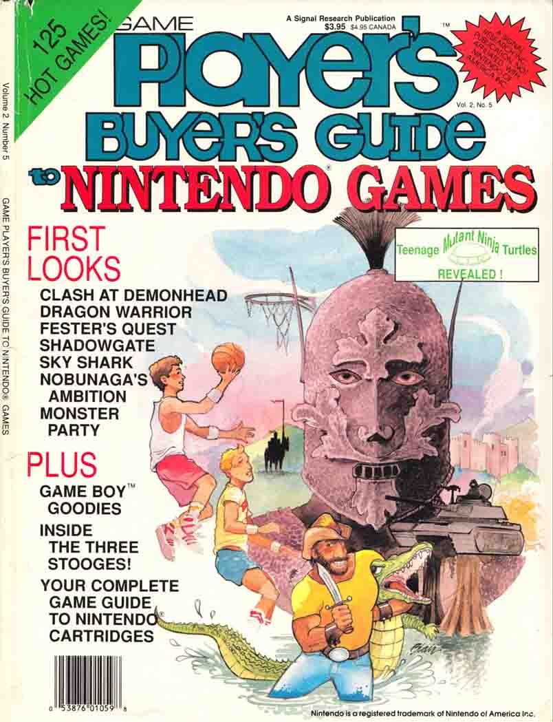 Game Player's Buyer's Guide to Nintendo Games Vol.2 No.5