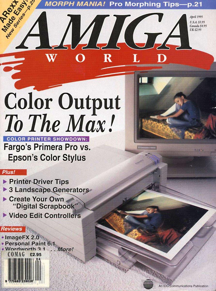 Amiga World 9504