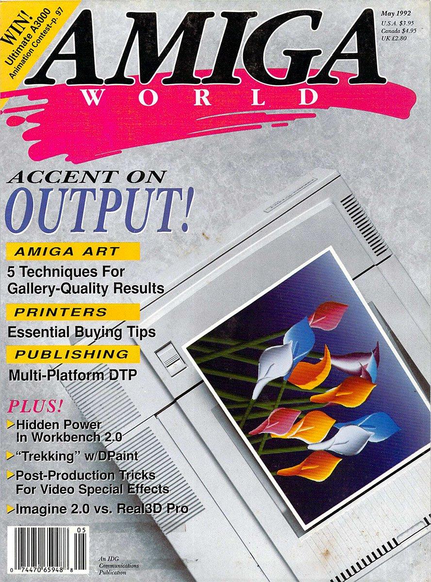 Amiga World 9205