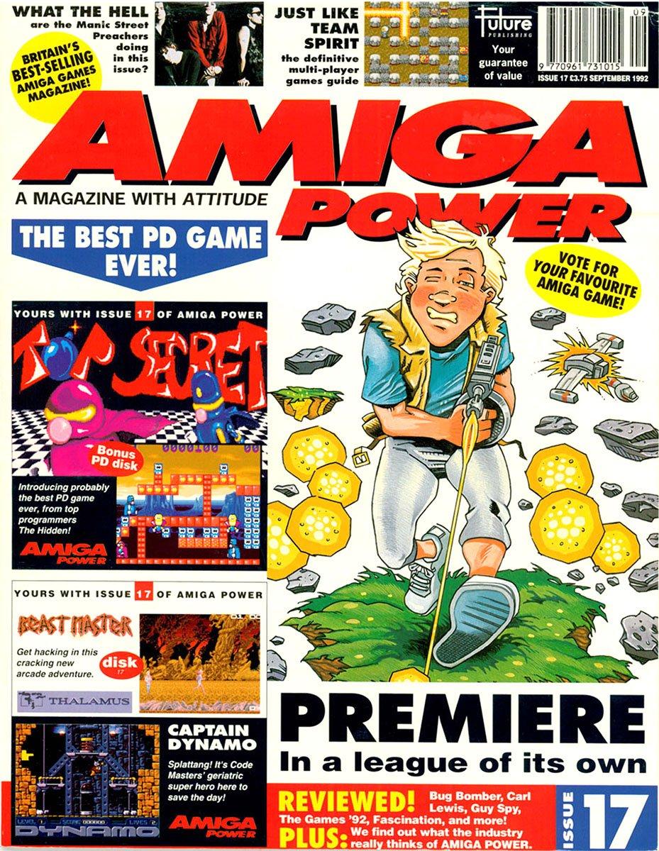 amiga power No 17 Sep 1992