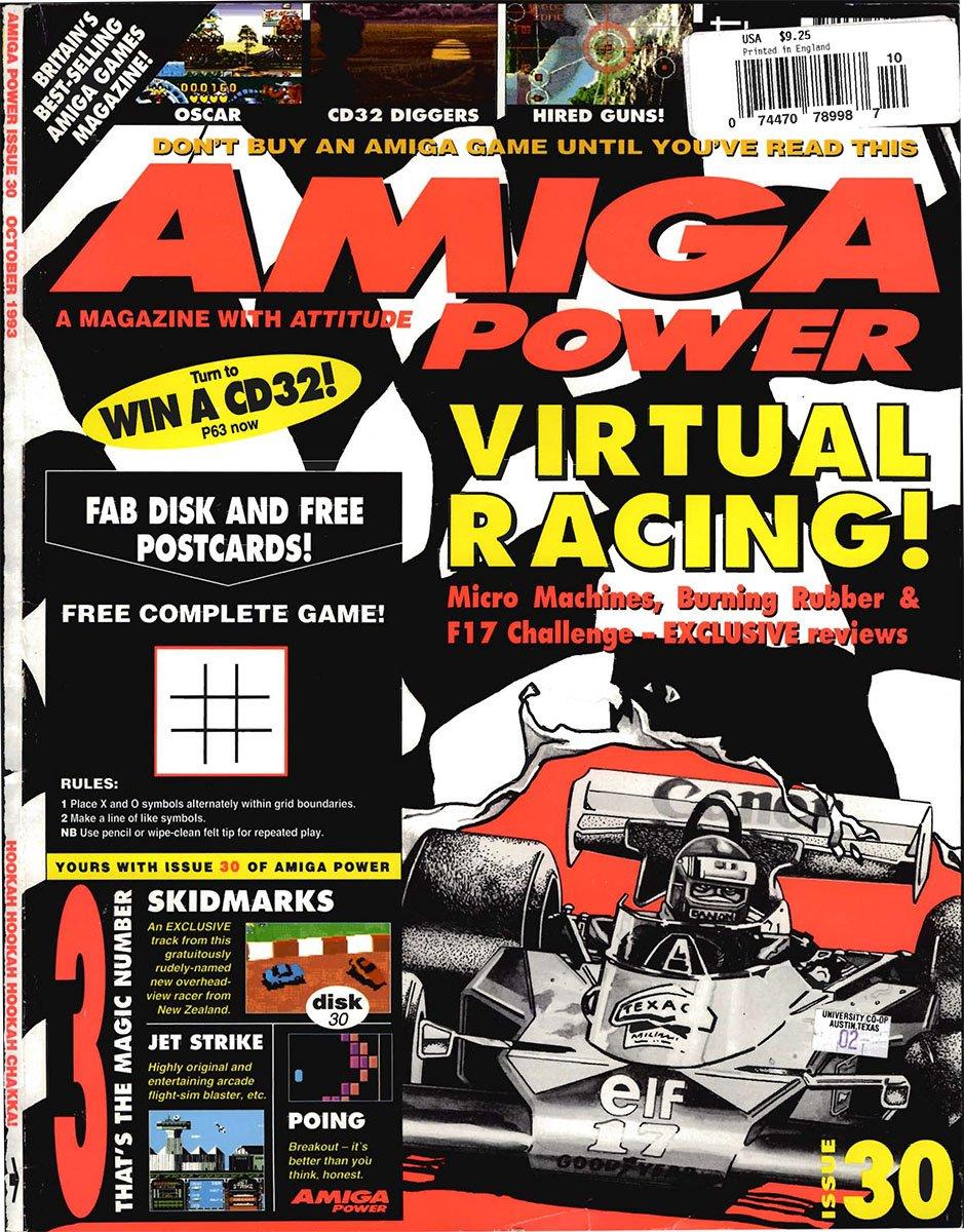 amiga power No 30 Oct 1993