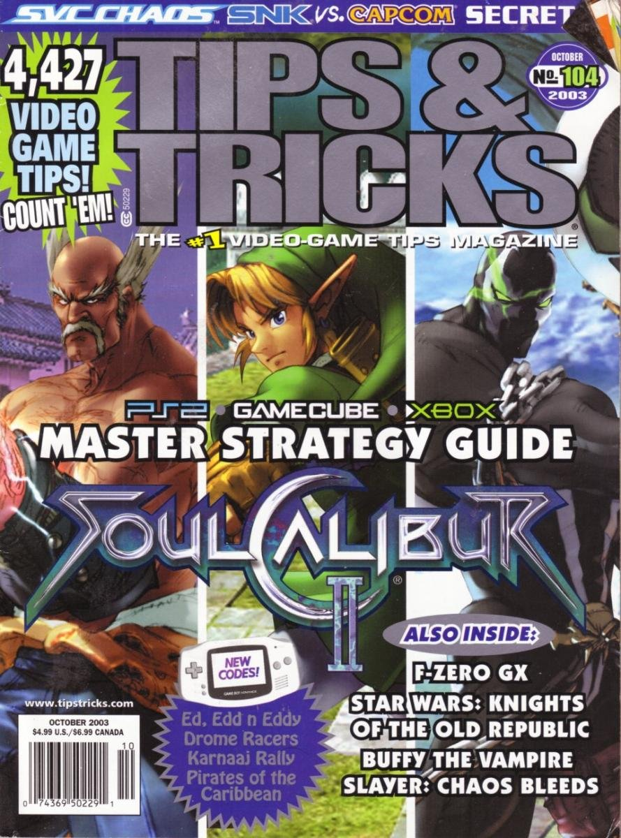 Tips & Tricks Issue 104 October 2003