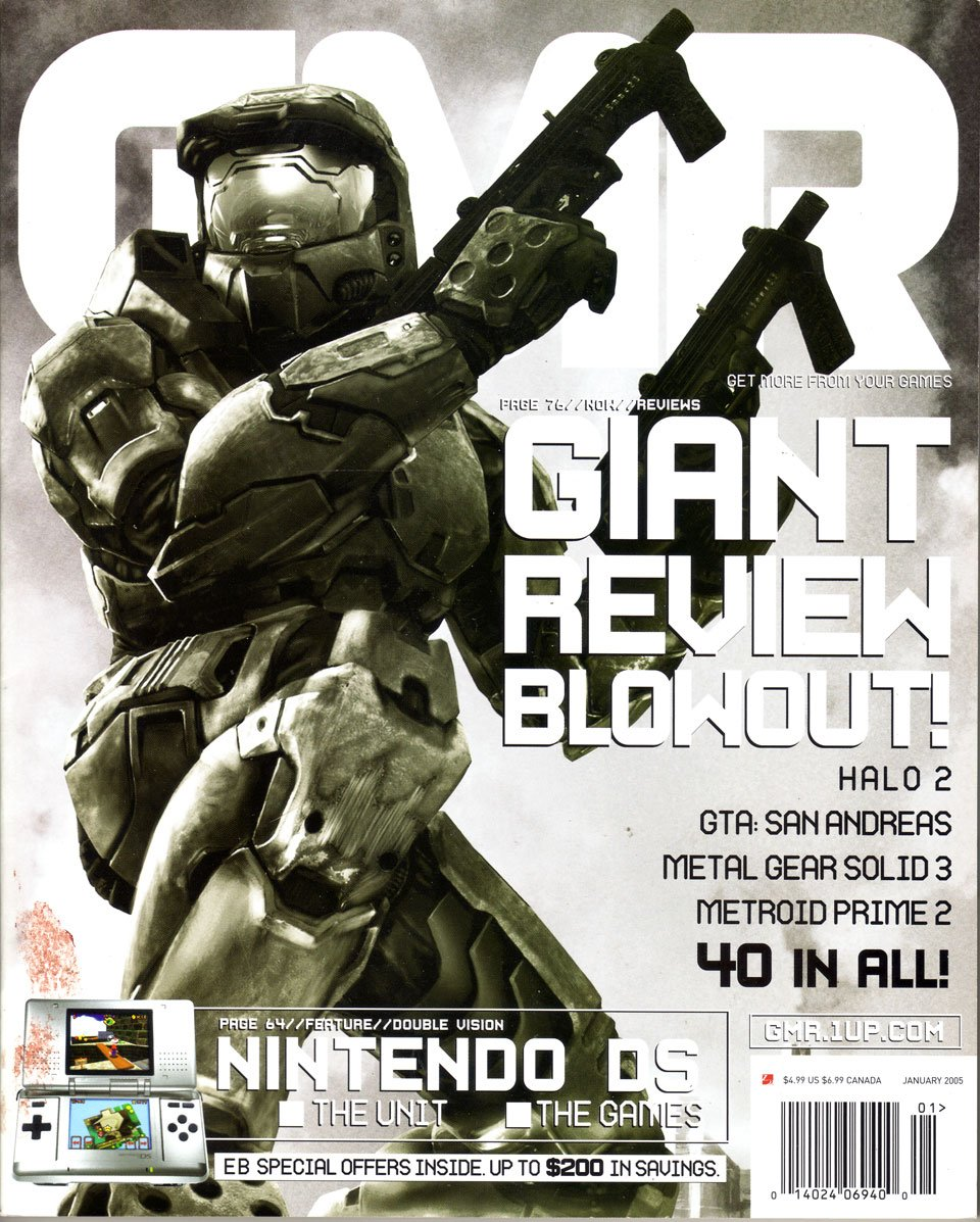 GMR Issue 24 January 2005